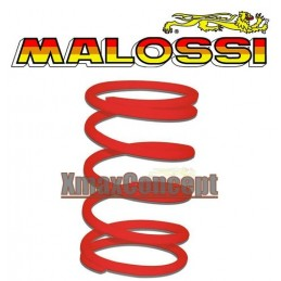 RESSORT DE POUSSEE ROUGE MHR +30% TMAX YAMAHA T MAX 500 Malossi