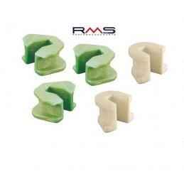 3X CALOTES / GUIDES / CURSEURS POUR VARIATEUR ORIGINE YAMAHA XMAX 125  RMS