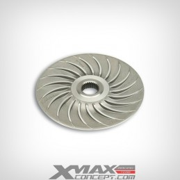 VENTILVAR 2000 DEMIPOULIE VENTILE ALU MODIFIE TMAX 500 YAMAHA T MAX 500