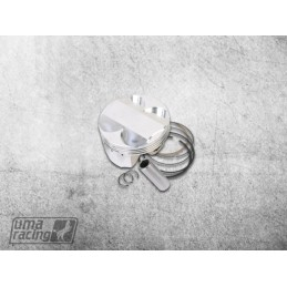 Piston forgé complet 62mm Uma-Racing pour culasse superhead