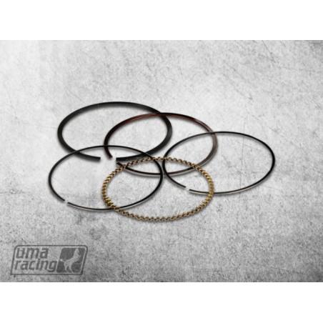 Segments Uma-Racing pour cylindre 62mm