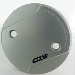 Capot moteur tmax 530 aluminium CNC la paire