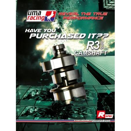 Arbre a came R3 Uma-racing / YZF , XMAX