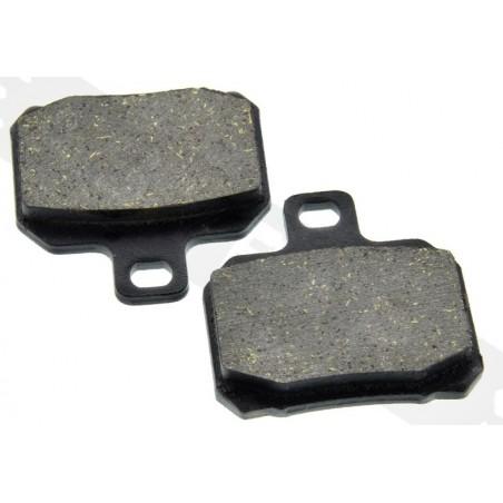 """Plaquettes de freins ARR """"NOVASCOOT"""" organic Xmax 125"""