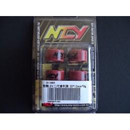 galets NCY 20x12