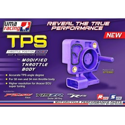 Capteur de  position TPS uma-racing