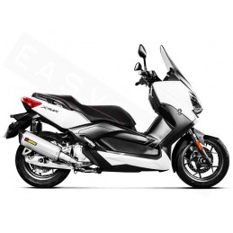 Silencieux AKRAPOVIC Slip-On Yamaha X-Max 125i  18