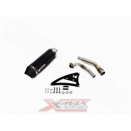 Pot SCORPION RP Serket Black Yamaha X-Max 125i E3 '08-'16