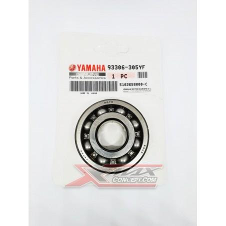 Roulement de vilebrequin xmax 125cc -06-18