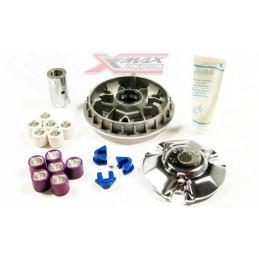 Variateur Polini Hi-Speed 6G, MBK ,Yamaha Minarelli 125i, XMax 125, Skycruiser, Evolis 125, Xcity 125, Cityliner 125,