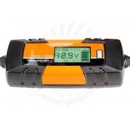 Chargeur batterie NOVASCOOT F4 1-4.5Ah 6V/12V