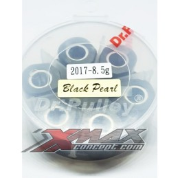 galets Dr pulley black pearl